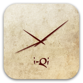 i-Qi clock copy